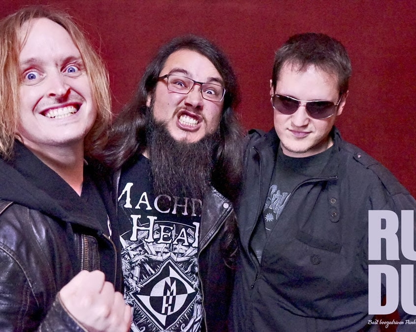 Rude Dude Grunge Rockband