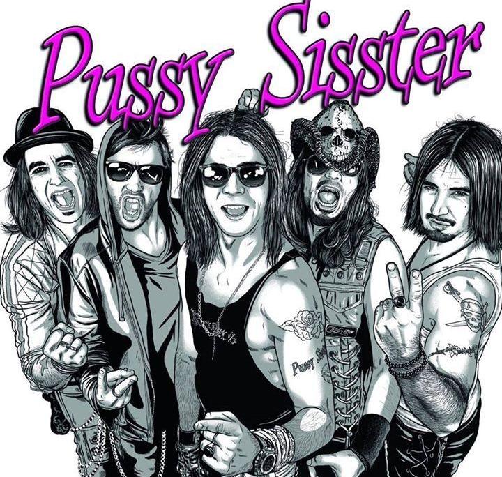 Pussy Sisster - Die legendären Glamrocker aus Karlsruhe