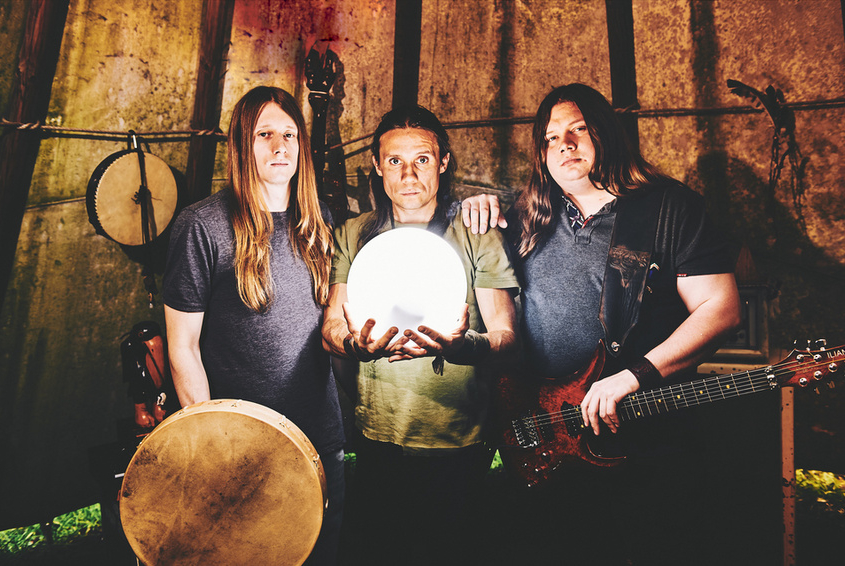Sons of Sounds - Metalband aus Karlsruhe